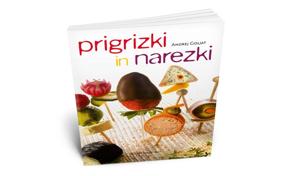 Prigrizki in narezki - Andrej Goljat