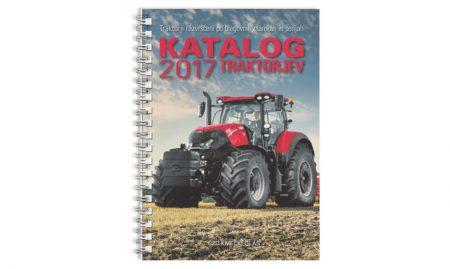 Katalog traktorjev 2017