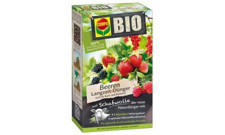 Compo Bio dolgotrajno gnojilo za jagode