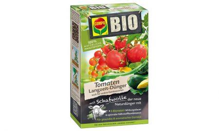 Compo Bio dolgotrajno gnojilo za plodovke