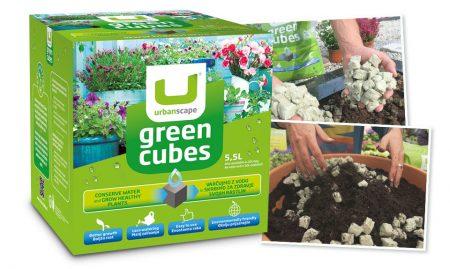 Zelene kocke, 600 g (5,5 l)