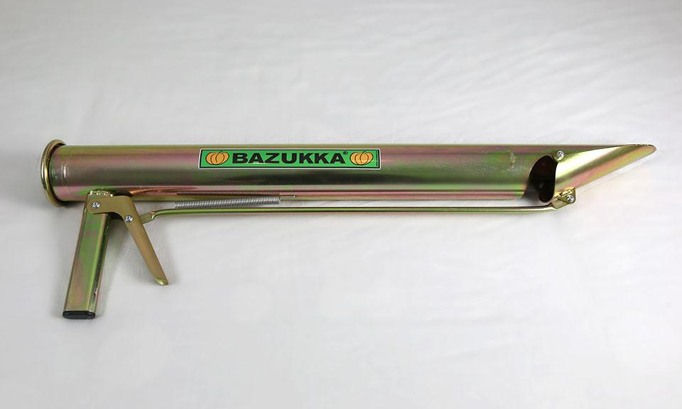 Profesionalni ročni sadilec za sadike BAZUKKA (premer 7,7 cm)