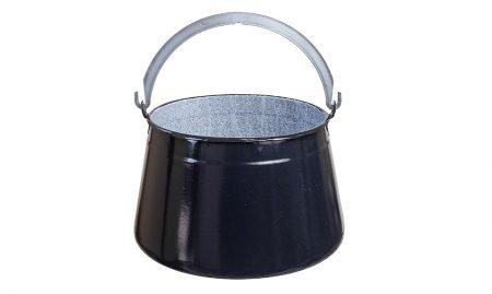 Emajliran lonec za bograč, golaž in ostale jedi na žlico (6L)