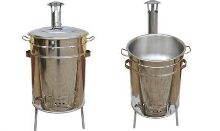 Kotel za kuhanje inox 33 l FT