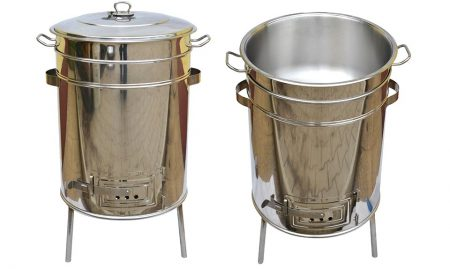 Kotel za kuhanje inox 60 l FT