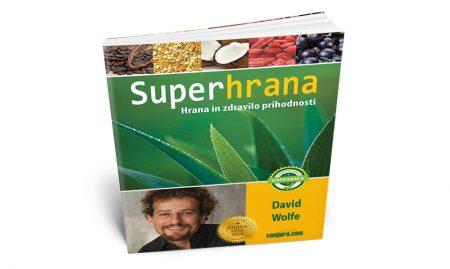 Superhrana – Hrana in zdravilo prihodnosti