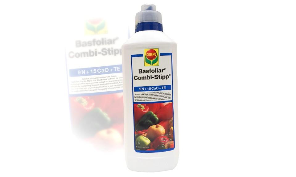 Kalcijevo listno gnojilo Basfoliar Combi Stipp - (1 L)