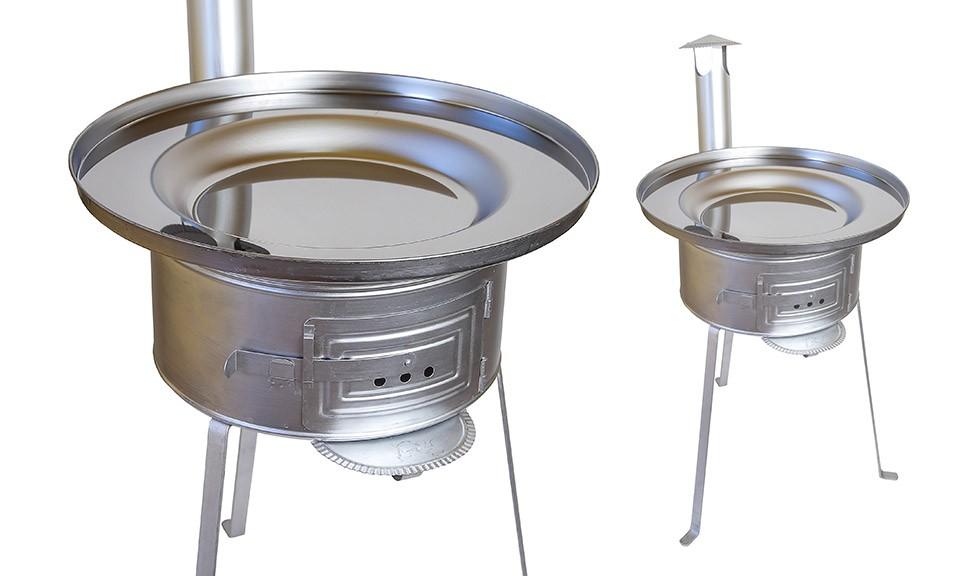 Kotel za peko, žar na oglje - Kotlovina (fi 700 mm)